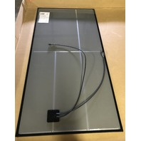 "Calyxo CdTe/CdS Thin Film Module 77.5W, Product name: CX3 77 (47 1/4"" x  23 5/8"" x 1/4"")"