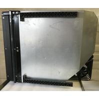 Norcold, Built-In Refrigerator / Freezer  Volume 2.7 cu ft Black panel, 12 / 24 VDC / 120VAC