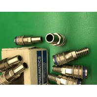 8 pc. AB Cejn Pneumatics/ Snabbkopplinggar Quick Couplings  320 1005