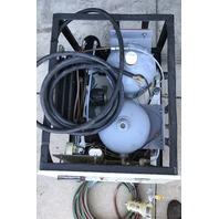 Hy-Oxy Gas Generator, Model 2100 W/ Torch