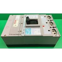 Siemens JXD63B400 Circuit Breaker 600 V 400A 3 phase