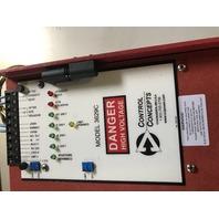 Control Concepts 3629C-V-480V-250A-0/20MA, 3 ph, SCR Power Controller, 240Amps