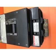 Square D Circuit Breaker, 600 Amps, Number of Poles 3, Series LC, Model LC36600