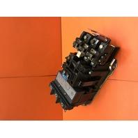 Allen Bradley Size 4 Moter Starter 509-EOD, Coil voltage 120V, 600VAC, 135AMP MAX. Cont.