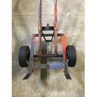 Red Barrel Hand truck
