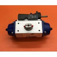 Revo RD70060050R0000 Butterfly valve actuator