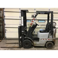 Nissan  Forklift MAP1F1A15LV 2400 lb lift