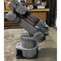 Motoman YR-PX2050 6 axis Painting Robot  with XRC 2001 Controller ,Teach Pendant Used