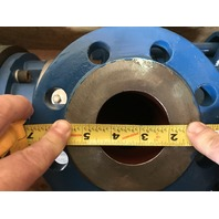 Shanley High pressure Centrifical Pump LBUX 602 C160L , 20 HP Reliance Elec. Mtr