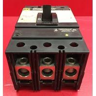 Square D Mag-Gard Adjustable Trip Breaker  250A 600V KAL3625025M Ser 2