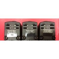Festo VSVA-B-B52-H-A1-1R5L Pneumatic Valve block with NAW-1/4-01-VDMA Sub-base