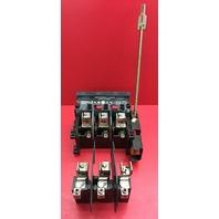 Allen Bradley 1494V-DS100 Disconnect Switch 100 A 600 VAC Ser B