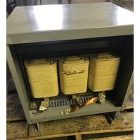 ACME TRANSFORMER TP1-53343-3S, 45KVA 3PH  480DELTA VAC PRI 240DELTA VAC SEC