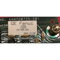 GE Fanuc Series 6 IC600-LX624K Logic Memory Module PLC IC600LX624K 24K MEM. ASM