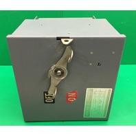 GE Flex-A-Plug FVK361R 600V 30 Amp Fusible Bus Plug