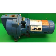 Goulds J5S 1/2 HP Shallow Well Jet Pump 115/260 V