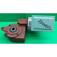 Tsubakimoto Mayfran Inc Gear reducer with motor