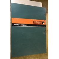 Reliance MaxPak Plus VS DC Drive 25C58, 25 HP  230 VAC 50/60 Hz 3 Phase