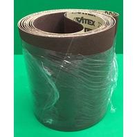 """Vitex VSM,  Series KK504X, 6"""" x 264-3/4"""" 120 Grit ALUMINIUM OXIDE Sanding Belt"""