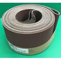 """10-Vitex VSM, Series KK711X, 6"""" x 264-3/4"""" 180 Grit, ALUM. OXIDE Sanding Belts"""
