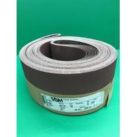 """Vitex VSM KK711X, 150 grit, 4"""" x 132"""", ALUMINIUM OXIDE Sanding Belts, Pack of 6"""