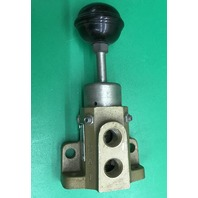 Ross,Toggle Lever 11 Series (W1121A2002) 0.3 to 8.5 bar