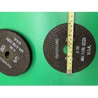 Pack of 13- Superbond cutoff wheels A36 NSNP, Max RPM 12223