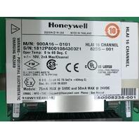 HONEYWELL 900A16-0101, Analog Input, HLAI 16 Channel, 10V, 0 to 60 Deg. C