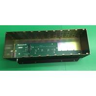 Honeywell HC900 Controller, M/N: N900R08-0200, 8 Slot Backplane Assy