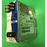 Eaton Cat No. PSG120E, Power supply