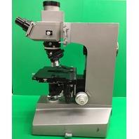 Olympus Vanox Trinocular Microscope