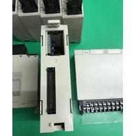 Lot of 7- Omron C200H-IA122  INPUT UNIT 100-120VAC 10MA
