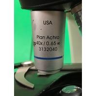 Labomed CXR4 Microscope w/ ergo Head 4X/10X40X100X