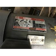 "Clausing 20"" Variable Speed Drill Press Head, Model 2284, 480V, 3 PH"