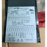 Red Lion IMD20060 W/EXC, 10-30V Panel Meter, Model IMD2