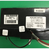GE Molded Case Ciruit Breaker, Cat No. TFK224F000, 225 AMP, 480V, 2 Pole