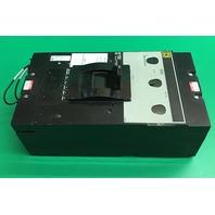 Square D Circuit Breaker, LAF3640032MV1027 Series 4, 400 Amp, 600V, 3 Pole