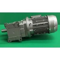 .37kW CEG Motor KT71B4-0MLT with Walt Drive Gear reducer H0-40A-1A71-71-4-TH-U