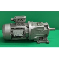 .37kW CEG Motor KT71B4-0MLT with Walt Drive Gear reducer H0-40A-1A71-71-4-TH-U
