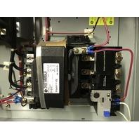 GE 408E194R6MDALJA 300-Line, Nema Size 3 Combination Motor Controller W/Cabinet