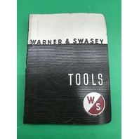 Warner & Swasey Practical Info. and standard tools Catalog No. 59C