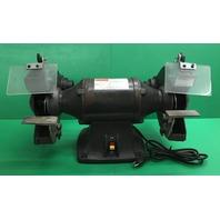 """Dayton 10"""" Bench Grinder, Mod. 2LKT2, 1HP, 1725 RPM, 120/240V"""