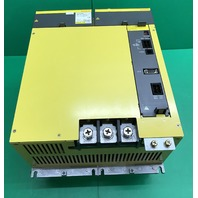 FANUC A06B-6120-H075 Power Supply Module 82kW Input 400-480V Output 586-679V 3PH