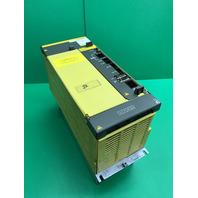FANUC SERVO AMPLIFIER A06B-6124-H106 Ser A Input 565-679V output 480V