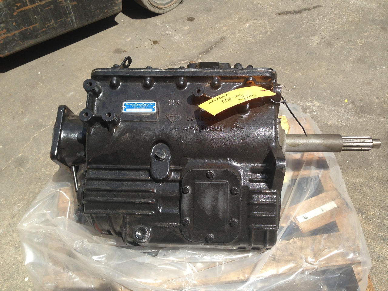 Eaton fuller transmission manual