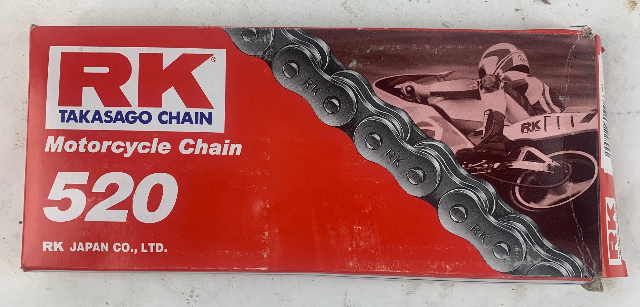 RK 520 114l chain (S#30-4)