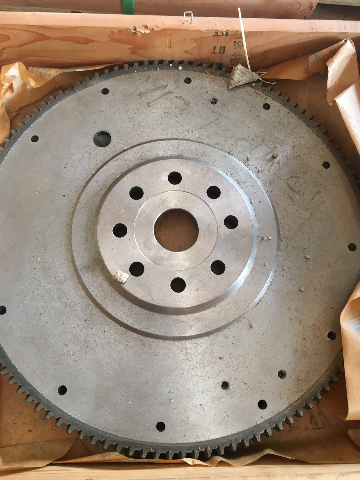 Caterpillar FLYWHEEL 2903280 OEM C10,C9 engines