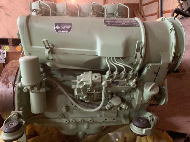 Deutz F4L912 Diesel Engine Air Cooled Industrial Engine