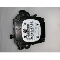 SunTec A2va-7116 2460gu Oil Burner Pump 3450 RPM (S#3-4b)