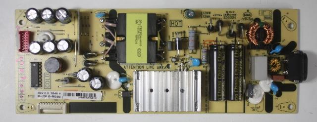 TEKBYUS 08-L12NLA2-PW210AA Power Supply Board for 40S325 43S425 43S421 43S423